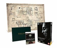USED PS3 Biohazard HD Remaster Collector's Package Resident Evil JAPAN CAPCOM