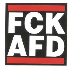 25 FCK AFD Aufkleber stickers Antifa Gegen Nazis AFA Punk GNWP ARA 161 Gegen AFD