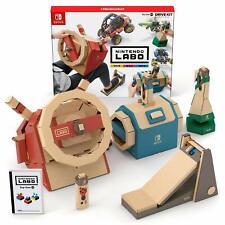 Nintendo Labo Toy-Con 03: Drive Kit [Nintendo Switch Region Free Japan Toy] NEW