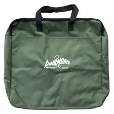 Dinsmores Zipped Keepnet bag Take upto 2 Keepnets + Outer Net Pocket - Green