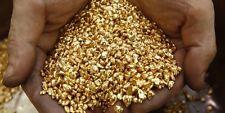 25 GRAINS .9999+ Medical Grade Refined Pure Gold Shot, Round Bullion, Not Scrap