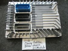 NEW 13-16 GM CHEVY CADILLAC BRAIN CHASSIS ENGINE CONTROL MODULE ECM OEM 12653998