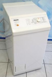"""45cm MIELE Toplader Waschmaschine """"W151 WPS"""" + 1300 U/min + 16 Monate Garantie"""