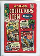 MARVEL COLLECTORS' ITEM CLASSIC #10 (5.5) HULK ON COVER!