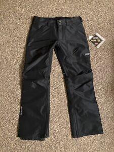Brand-new Burton, GORE-TEX GTX Ballast Pant, TRUE BLACK, M, Men's
