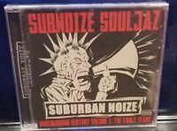 Subnoize Souljaz - Undergound History CD SEALED kottonmouth kings (hed) p.e. kmk