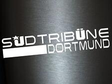1 x 2 Plott Aufkleber Südtribüne Dortmund Sticker Tuning Autoaufkleber Static