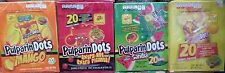 """PULPARINDO PULPARINDOTS """"MIX PARTY PACK"""" CHEWY CANDY 20 IND. BAGS 4 BOXES"""