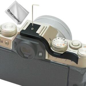 Daumengriff  Daumenstütze Daumenauflage Thumb Grip  Fujifilm X-T200 X-T100
