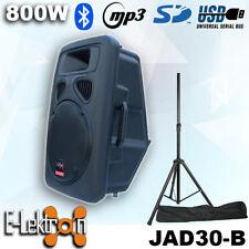 12 Inch 800w Active Speaker Loud Digital Sound System PA Sd/usb Bluetooth