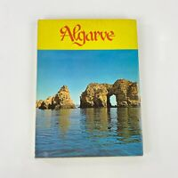 Vintage Algarve Portugal by Dr. Frederic Marjay Hardcover Coffee Table Book 1968