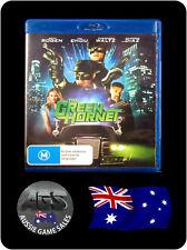 The Green Hornet - Seth Rogen, Cameron Diaz (Blu-Ray, VGC, FAST POST, OZ SELLER)