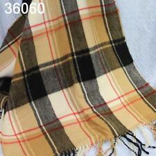 Sale New Womens Mans Jacquard 4-ply Cashmere Wool Soft Warm Wrap Shawl Scarf 060