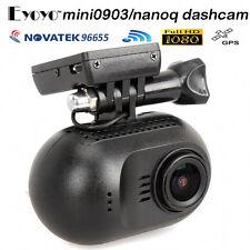 Mini 0903/nanoq 1080p Wifi GPS Car Dash Condensador Cámara para Iphone,Android