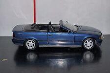 Maisto BMW 325I CONVERTIBLE 1/18 BLUE 1993