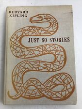 Just So Stories - Rudyard Kipling - 1979 - Hardback - Moscow Progress Publishers