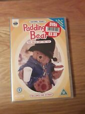 Paddington Bear - Too Much Off The Top -  NEW DVD seale original series