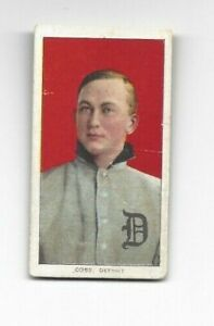 1909-1911 - T206 - Tolstoi - Ty Cobb - Red Portrait
