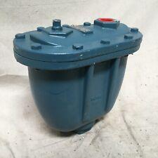 VAL-MATIC 201C.2 300 psi Clean Water Air Release/Air Vacuum Valve 1