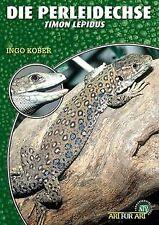Perleidechse: Lacerta lepida   Buch   Zustand sehr gut
