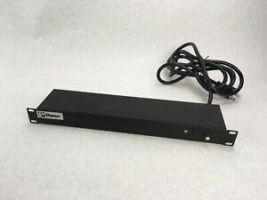 PANDUIT CMRPSH20 / CMRPSH20 Rack Mount PDU 10 Plug Power Strip