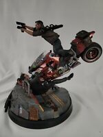 """Cyberpunk 2077 Collector's Edition V in Action Statue Figure ONLY 10"""""""