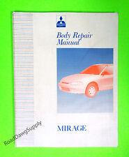 1997 Mitsubishi Mirage Body Repair Service Manual Book