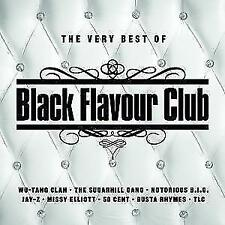 Black Flavour Club-The Very Best Of von Various Artists (2016)