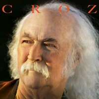 David Crosby- Croz-Limited Edition-Red 10 Vinyl Single NEW-OVP 2014