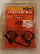 Millet Scope Rings Medium 265