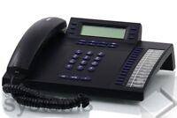 Auerswald COMfortel 1500 ISDN Systemtelefon / Telefon  UP0 S0 schwarz