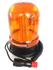 Warnleuchte Rundumleuchte 80 SMD LED Zwei sechs Blitz Rotation Blinklicht Magnet