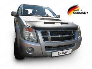 Bonnet Bra für ISUZU Chevrolet D-Max Bj. 2006-2012 Steinschlagschutz Haubenbra