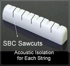 """AxeMasters SBC Concept 1/4"""" BONE NUT made for Epiphone Les Paul 335 SG..."""
