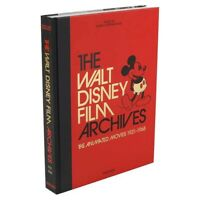 Exclusive The Walt Disney Film Archives Book, The Animated Movies 1921-1968