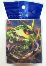 Pokemon XY#6 Emerald Break MEGA RAYQUAZA Large Deck Box Card Holder