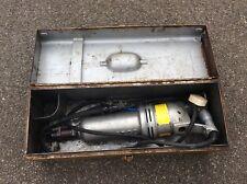 VINTAGE GRANDE elettrico martello Kango Breaker in caso di metallo spedisci in tutto il mondo