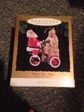 1994 Santas Sing Along Hallmark Keepsake Ornament