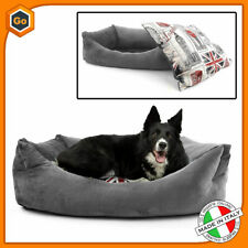 Doghouse Soft for Dogs Slice Medium X Cats Bed C/Cushion Bed for Indoor