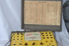 Test-O-Matic tube tester vintage beauty working