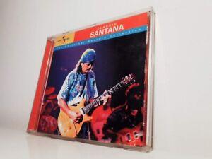 CD CLASSIC SANTANA - UNIVERSAL MUSIC