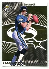 1998 UD Choice Starquest Gold 16 Mark Brunell 61/100
