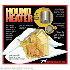 Akoma Hound Heater Deluxe Dog House Furnace HHF-PC