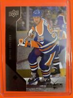 2011-12 Upper Deck Black Diamond #1 Wayne Gretzky Edmonton Oilers Legend