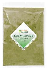 Chanvre Protéine Poudre Organique 48% chanvre Isolat Protéine Raw Chanvre Poudre...