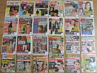 Tabloid Magazine/Globe/Enq./Star Vintage and Old PICK your MAGazine/paper