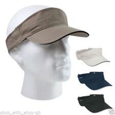 Gorras y sombreros de hombre en color principal negro con algodón