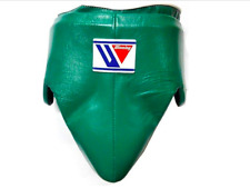 Authentic Winning Boxing Groin Cup protector Green L size CPS500 from JAPAN NEW