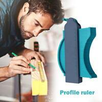 Multi-use Self-lock Irregular Profile Gauge Contour Duplicator with Magnet TN2F