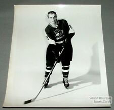 1968-69 Quebec Aces AHL Dick Sarrazin Photo